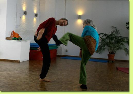 Tanztherapie Einzelarbeit