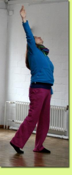 Tanztherapie Einzel