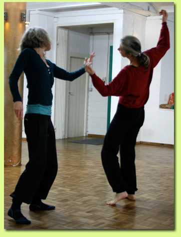 Tanztherapie Workshop
